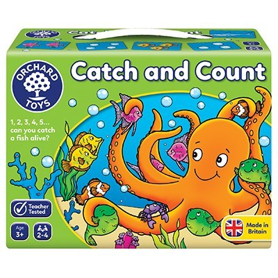 M100: Orchard Catch n Count Game