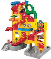 G21: Fisher Price Little People Stand n Play Rampway