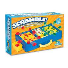 M108: Scramble