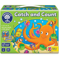 M112: Catch and Count Game