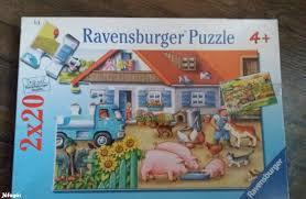 C109: Ravensburger Farm puzzle