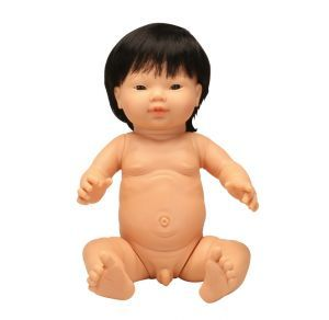 F250: Asian Boy Doll and Clothing