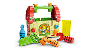L95: Leap Frog Scout's Build and Discover Tool Set
