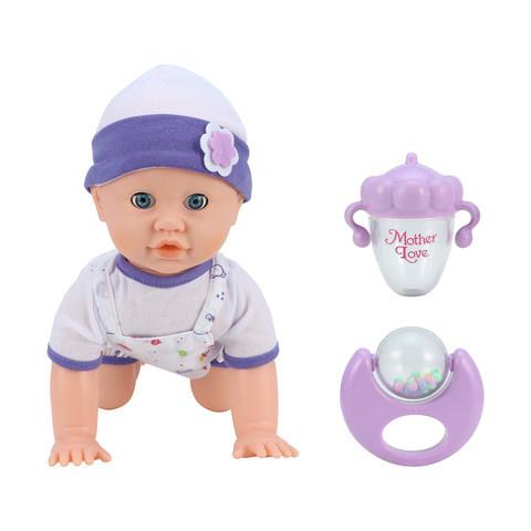 F176: Crawling Baby