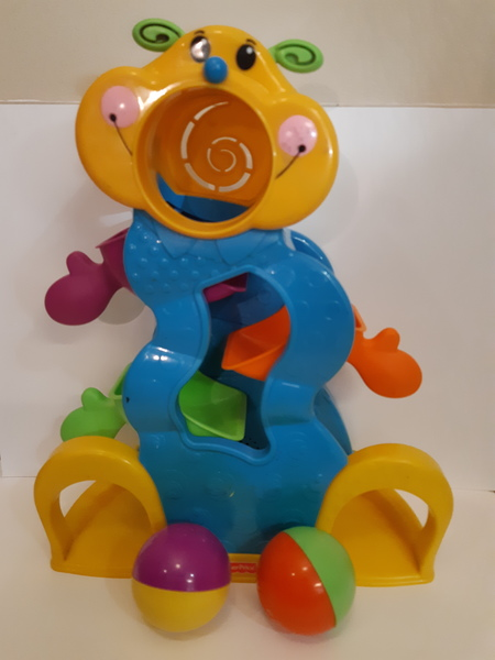 A277: Fisher Price musical ball toy