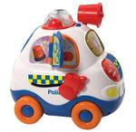 A280: V tech pull along police car