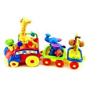A281: Animal Train