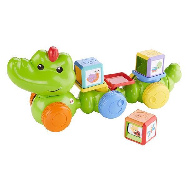 A283: Silly Safari Crawl Around Croc