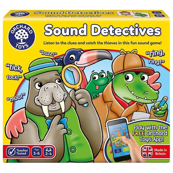M120: Sound Detectives Game