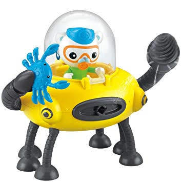 F255: Octonauts Gup D crab mode playset