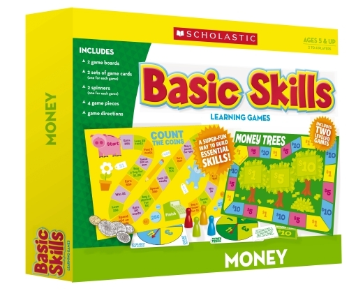 M123: Basic Skills game - Money