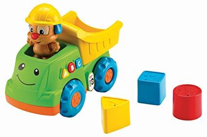 A296: Fisher Price Dump Truck