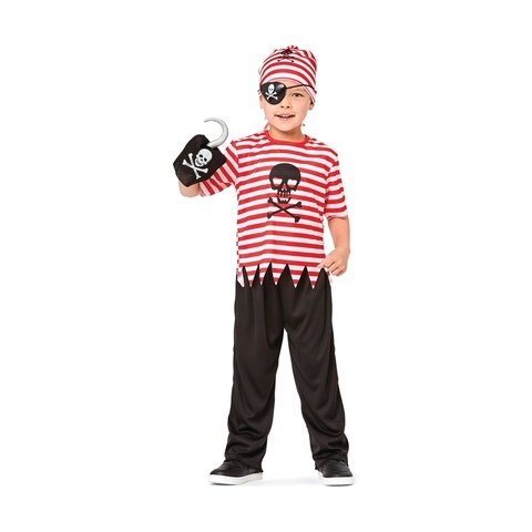 D39: Pirate Costume