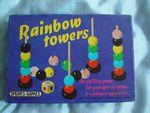 M128: Rainbow Towers Game