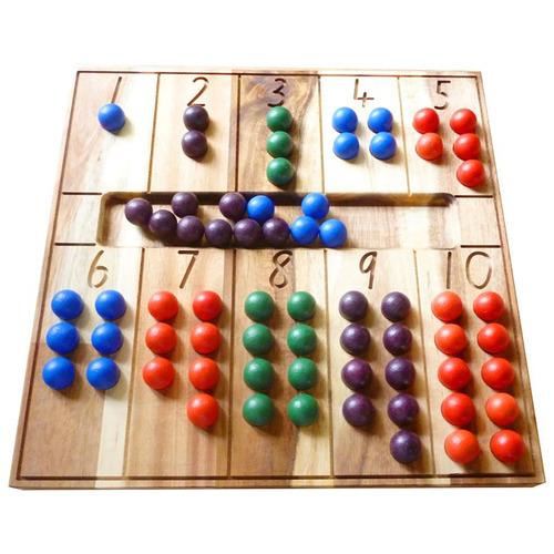 J38: Natural Counting Board