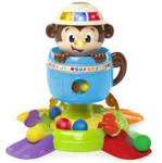 A30: Hide n spin monkey ball drop