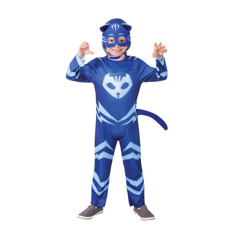 D43: Cat boy costume size 4-6