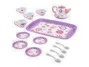 F274: Flower Tea  Set