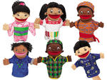 D51: Multicultural puppets