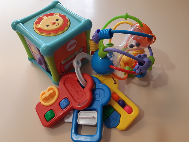 A300: Baby play set