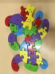 C205: Dog upper / lower case puzzle