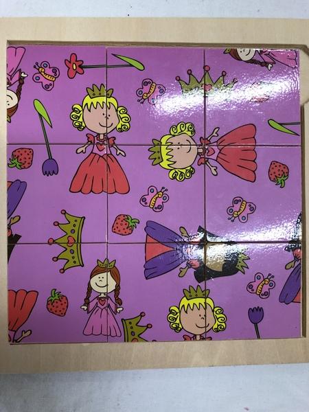 C206: Princess Square puzzle