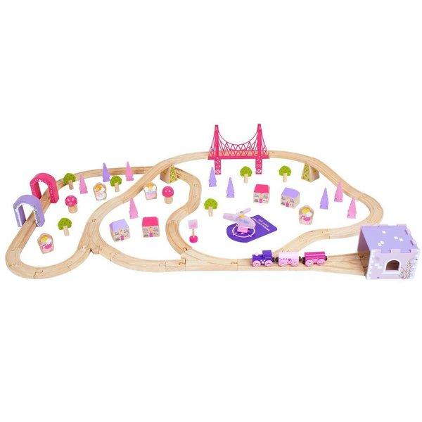G45: Big Jigs Fairy Town Trainset