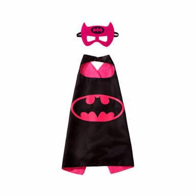 D65: Batgirl cape and mask