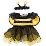 D68: Bumble bee costume SIZE 1