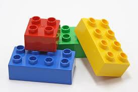 B136: Duplo Blocks