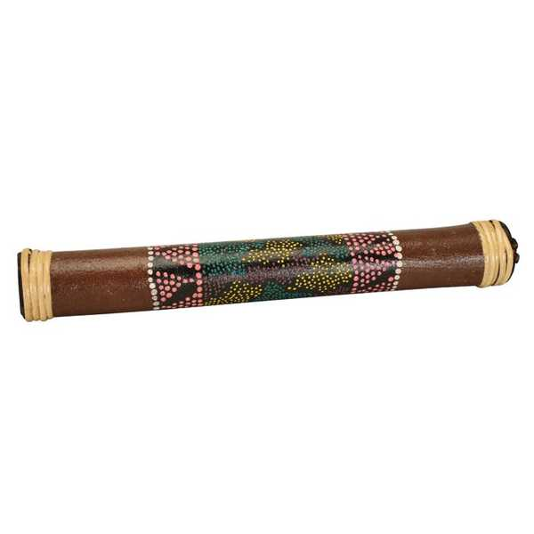E55: Bamboo rain stick