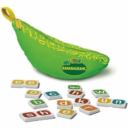 M65: My first Bananagrams