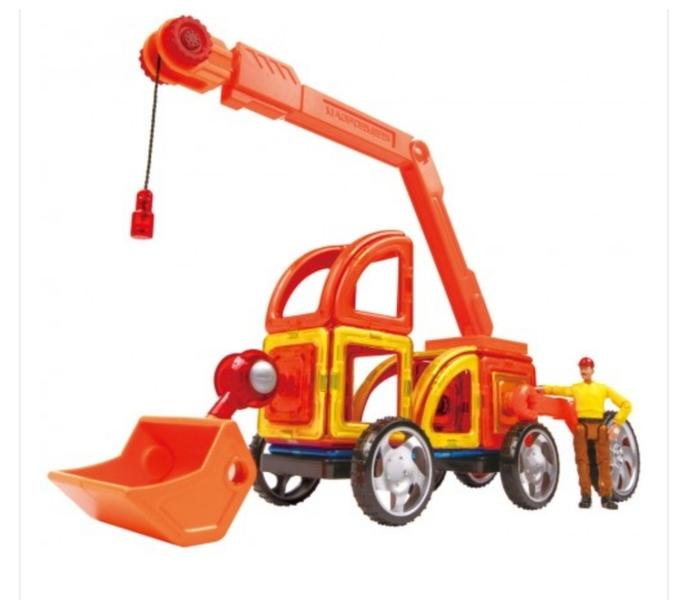 B1556: Magformers Power Construction Set