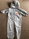 D74: Astronaut costume