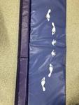 N106: Balance beam and cartwheel mat