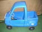 A302: Pick-up Truck (blue)