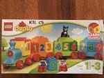 C5: LEGO Duplo number train