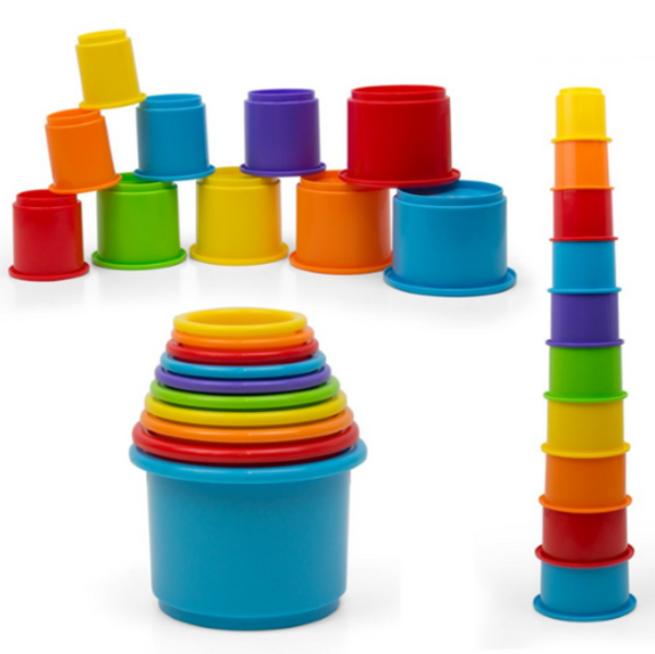 A002: Stacking Cups