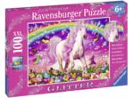 B039: Puzzle, Glitter Horse