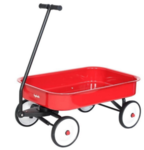 D033: Wagon, red