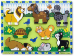 A009: Puzzle, pets