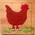 21: Chicken Puzzle