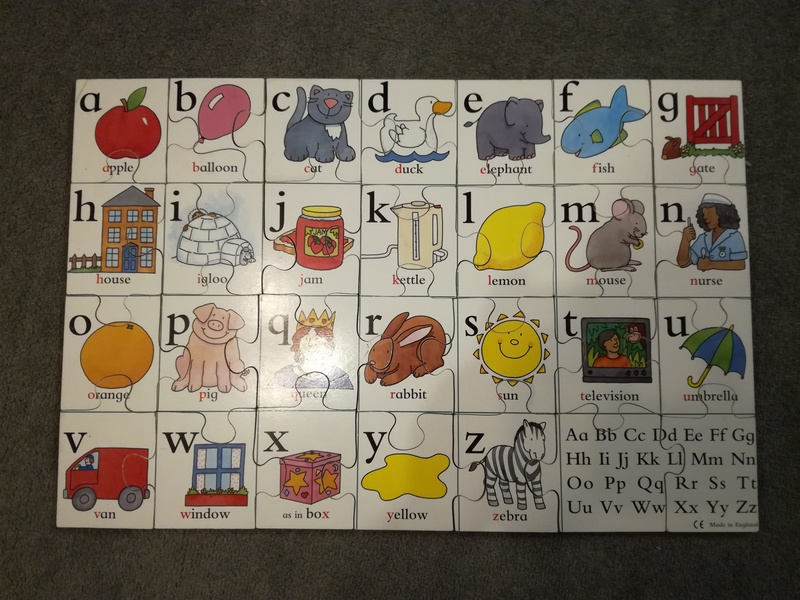 31: ABC Puzzle