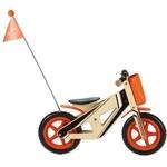 99: Orange balance bike