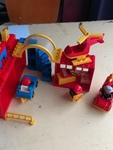 172: Duplo Fireman Set
