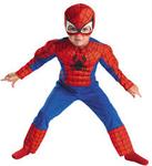 242: Spiderman Dress Up