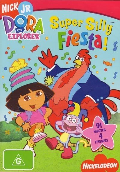 254: Dora - Super Silly Fiesta!