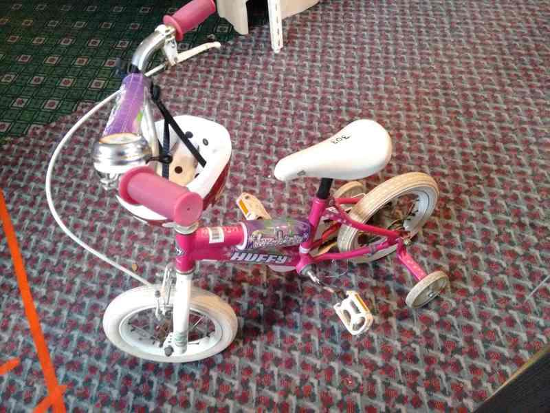 303: Bike / trainer wheels