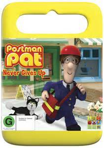 304: Postman Pat  Never Gives Up