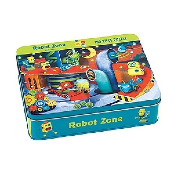 370: Robot Zone Puzzle